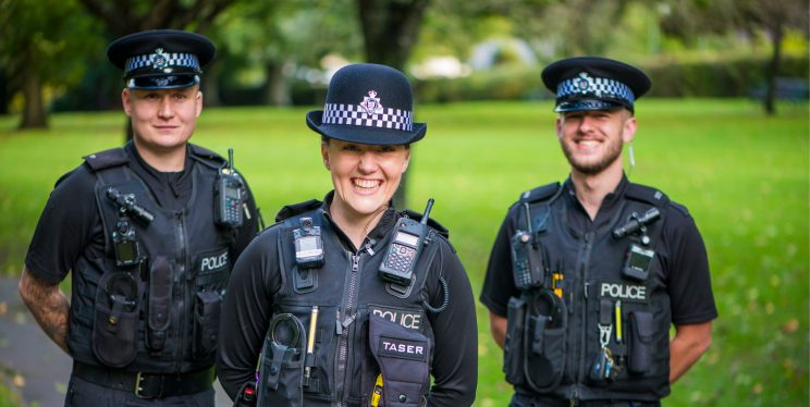 Police Officers from Avon and Somerset Police