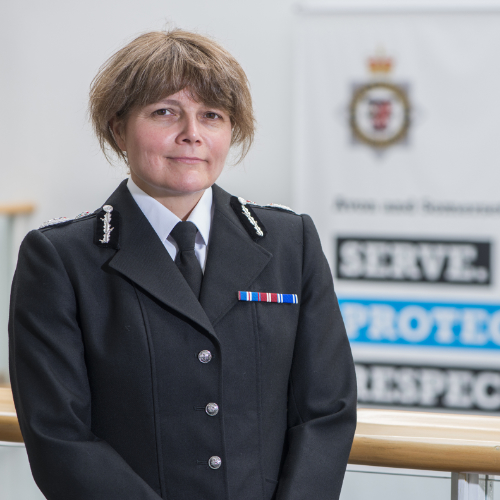 T/Chief Constable, Sarah Crew, Avon and Somerset Police