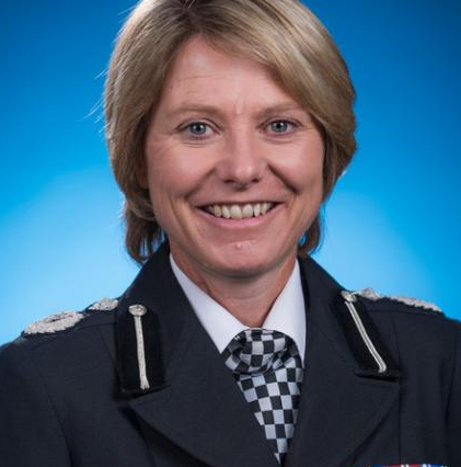 Vanessa Jardine, Deputy Chief Constable West Midlands Police